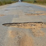 It is no secret that many of our provincial roads are in a shocking condition which compromises road safety. A good example is the R36 – commonly known as the Lydenburg Hell Run. Truckers and motorists prefer to drive on the sand alongside the tar road rather than on the road itself. It's a disgrace.