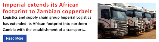Imperial extends its African footprint to Zambian copperbelt