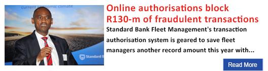 Online authorisations block R130-m of fraudulent transactions