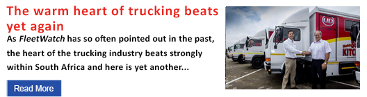 The warm heart of trucking beats yet again