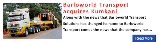 Barloworld Transport acquires Kumkani