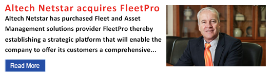 Altech Netstar acquires FleetPro