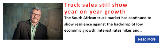 Truck sales still show year-on-year growth