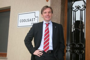 Christian Coolsaet has taken over the reins as managing director of Volvo Trucks and Renault Trucks Southern Africa.