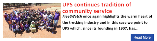 UPS continues tradition of community service