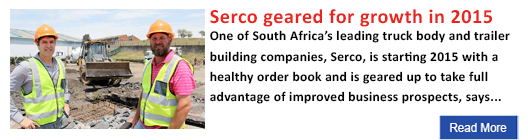 Serco geared for growth in 2015
