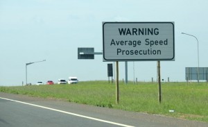 Average speed over distance law enforcement and proactive law enforcement such as road blocks, alcohol screening and speed enforcement have gone a long way towards ensuring a safe road. If only all drivers would take heed of them.