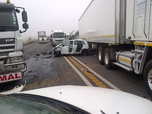 Human error was the cause of 68% of light vehicle crashes and 76% of heavy vehicle on the N3 Toll Route last year.