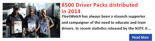 8500 Driver Packs distributed in 2014