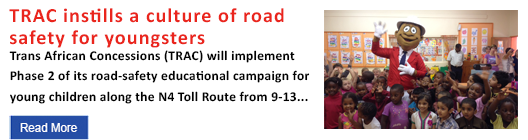 TRAC instills a culture of road safety for youngsters