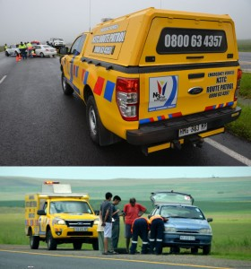 Route patrol teams will be strategically placed along the N3 to help in the eventually of any emergency.