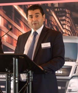 Emir Solapgir, head of MAN TopUsed SA, 'MAN TopUsed has well-defined management guidelines to ensure customers purchase with confidence - each truck or bus has undergone checks to ascertain overall condition and to ensure mileage is genuine.'
