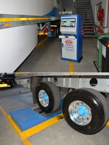 What FleetWatch really likes about this new facility is that it has a brake roller tester installed which, according to dealer principal Patrick Arthur, is being well used with every truck being brake tested as a matter of course.