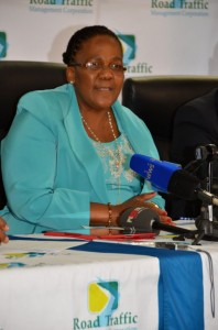 "Minister of Transport Dipuo Peters: ""This gloomy picture cannot be left unchallenged."""