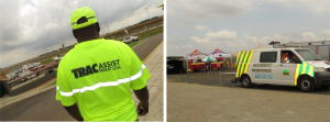 Emergency Services and TRACAssist teams were deployed at strategic points on the N4 highway.