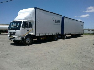 Unitrans will be tasked transporting motor vehicle bumpers for ReHAU in Uitenghage to its plant in East London, via a dedicated on site fleet of rigid draw bar truck trailer combinations.