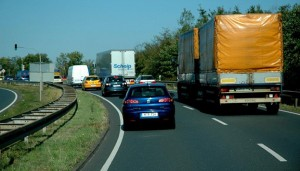 77% of all goods in Europe are moved by road and most of that proportion is transported on a trailer.
