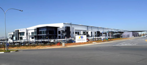 The new combined head office and state-of-the-art distribution centre for Africa Automotive Aftermarket Solutions (AAAS) in Linbro Park, Johannesburg.