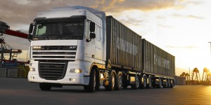 All DAF truck sold locally will now come standard with an Executrax on-board fleet management system.