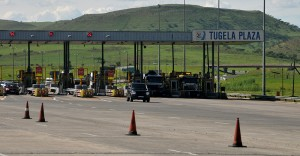 Various toll plazas along the N3 toll route will be used to conduct tests of the Electronic Toll Collection system as from July 13th.