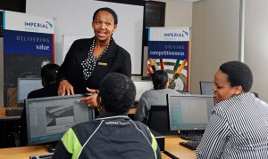 The Imperial Logistics Academy is based in Germiston, Gauteng. In addition to enabling graduates to enter the supply chain and logistics industry through graduate development and learnership programmes, it provides customised, integrated training and development that is aligned with national qualifications, as well as practical short courses to address employees' specific skills development and career advancement needs.