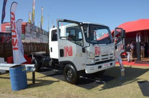 Isuzu N-Series – Medium Sector – down by 11,2%