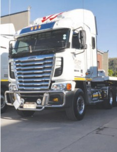 City Courier has adopted the fleet owner workplace programme for their driver.