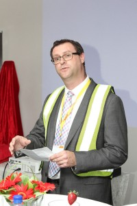 Paul Stone -CEO Africa and Managing Director South Africa - DHL Supply Chain South Africa
