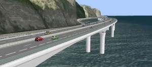 Engen fuels construction of R24-billion highway over the sea