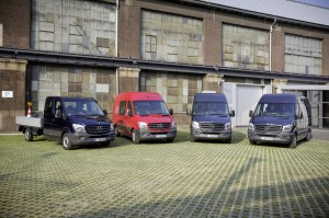 Not having to pay for a service gives operators complete peace of mind when buying a Mercedes-Benz Sprinter, and allows them to concentrate fully on their bread-and-butter business.