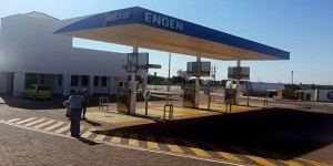 The new Engen Truck Stop at Upington will offer drivers a welcomed respite from the long road.
