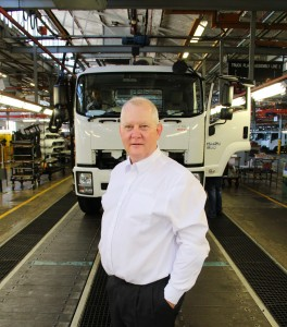 Craig Uren, Chief Operating Officer, Isuzu Truck South Africa… the current range of Isuzu truck's meets and exceeds customer's requirements.