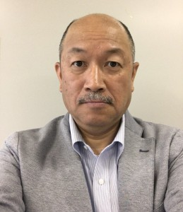 Mr. Hiroaki Sugawara, new chief executive officer of the Isuzu Truck South African operations.