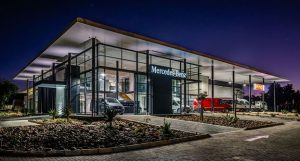MBSA's R52-million dealership in Rustenburg…confirming confidence in local industries and long-term economic outlook for the region.