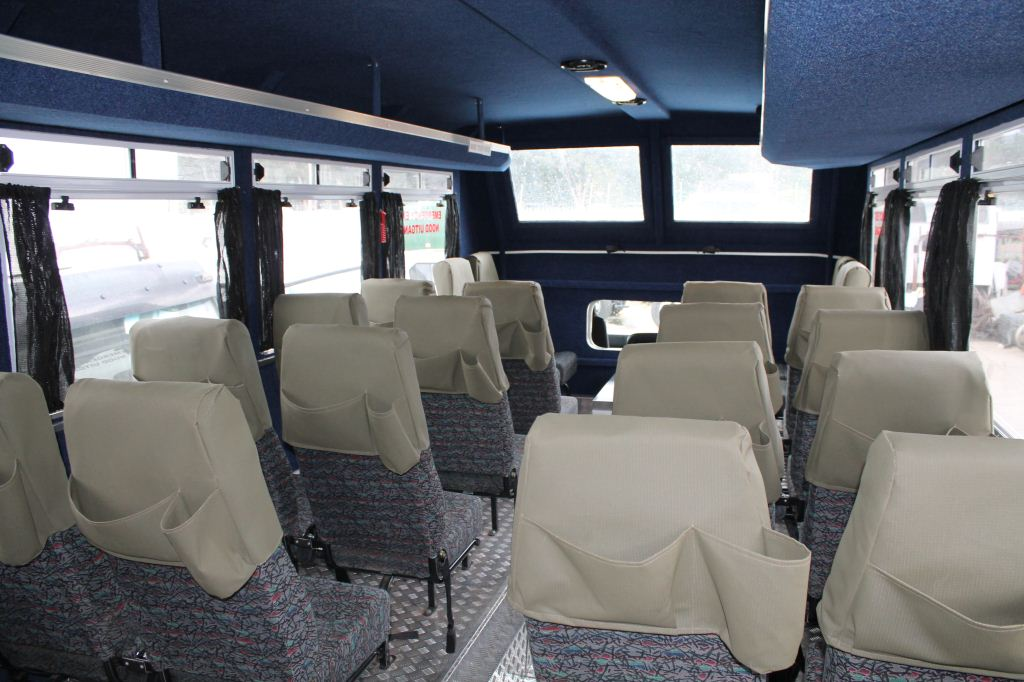 adventure tours company switches to hino trucks fleetwatch. Black Bedroom Furniture Sets. Home Design Ideas