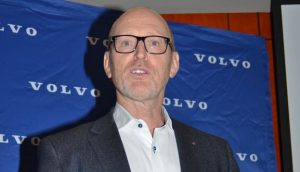 Torbjorn Christensson, president of Volvo Group Southern Africa.