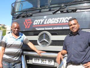 Driver Trainers - Josiah Koala & Ravesh Sunthkumar