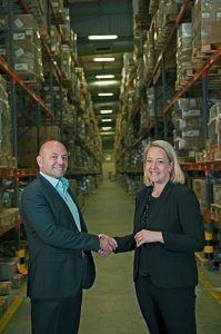 A year down the line and Boehringer Ingelheim's Dr Ralf Patzelt, Head of Animal Health, South Africa & Sub-Saharan Africa and Lara Haigh, managing director of Imperial Health Sciences are now linked as true partners in the distribution of veterinary medicines.