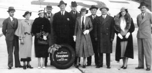 Back in the days – the first South African Firestone tyre made on September 14, 1936.