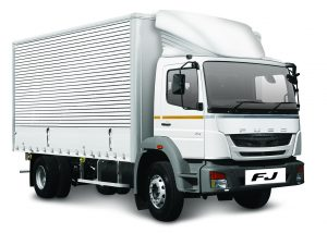 Running changes to the Hino 500-series