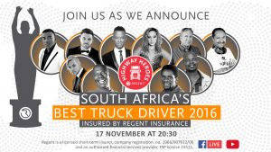 The Regent Highway Heroes competition – recognising excellence in SA's truck drivers.