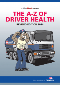 Engen A-Z Driver Health