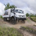 Happy 70th birthday to the go anywhere, anytime Unimog.