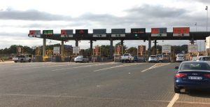 The Zambesi Plaza on the N1 now has two additional lanes open to traffic.