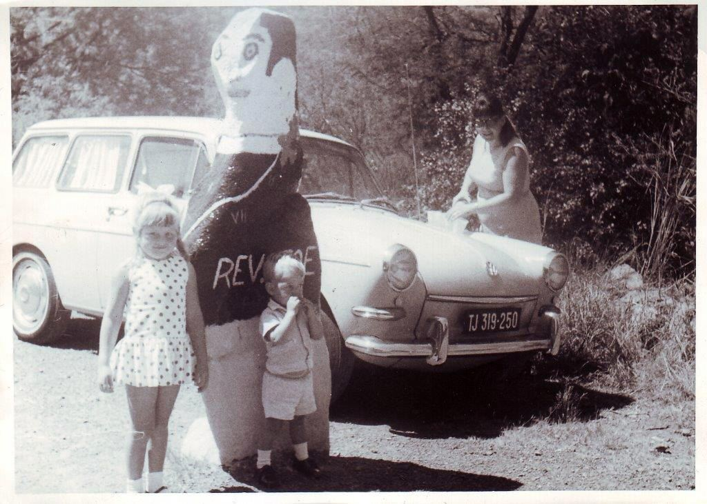 A picture of a family next to Old Joe back in 1969. If you have any pics of yourself or your family next to Old Joe from days gone by, please email them to The Editor at: fleetwatch@pixie.co.za. We'll publish them.
