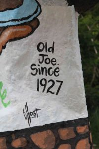 'Old Joe' has been a friendly feature on the N4 since 1927.