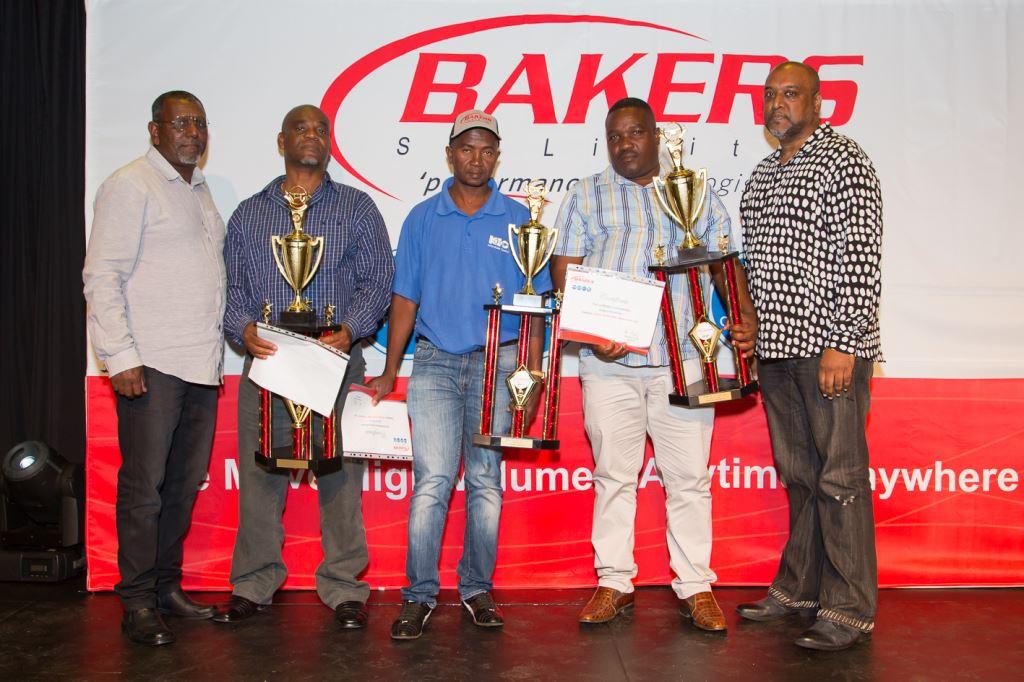 Bakers winners