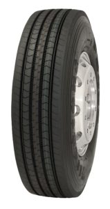 Bridgestone's FS404 is now also available in a 12 R22.5 option.