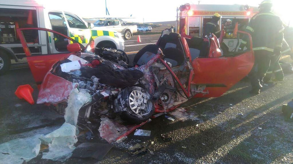 Mosselbay crash