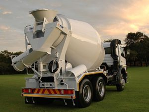 TFM manufactures a number of specialist truck bodies for a wide variety of industry sectors such as this concrete mixer for the construction industry. Kwane Capital has acquired a 63.75% stake in the TFM Group.
